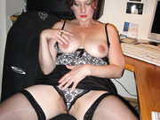 Mature slut Loves to suck cock and expose herself all comments welcome